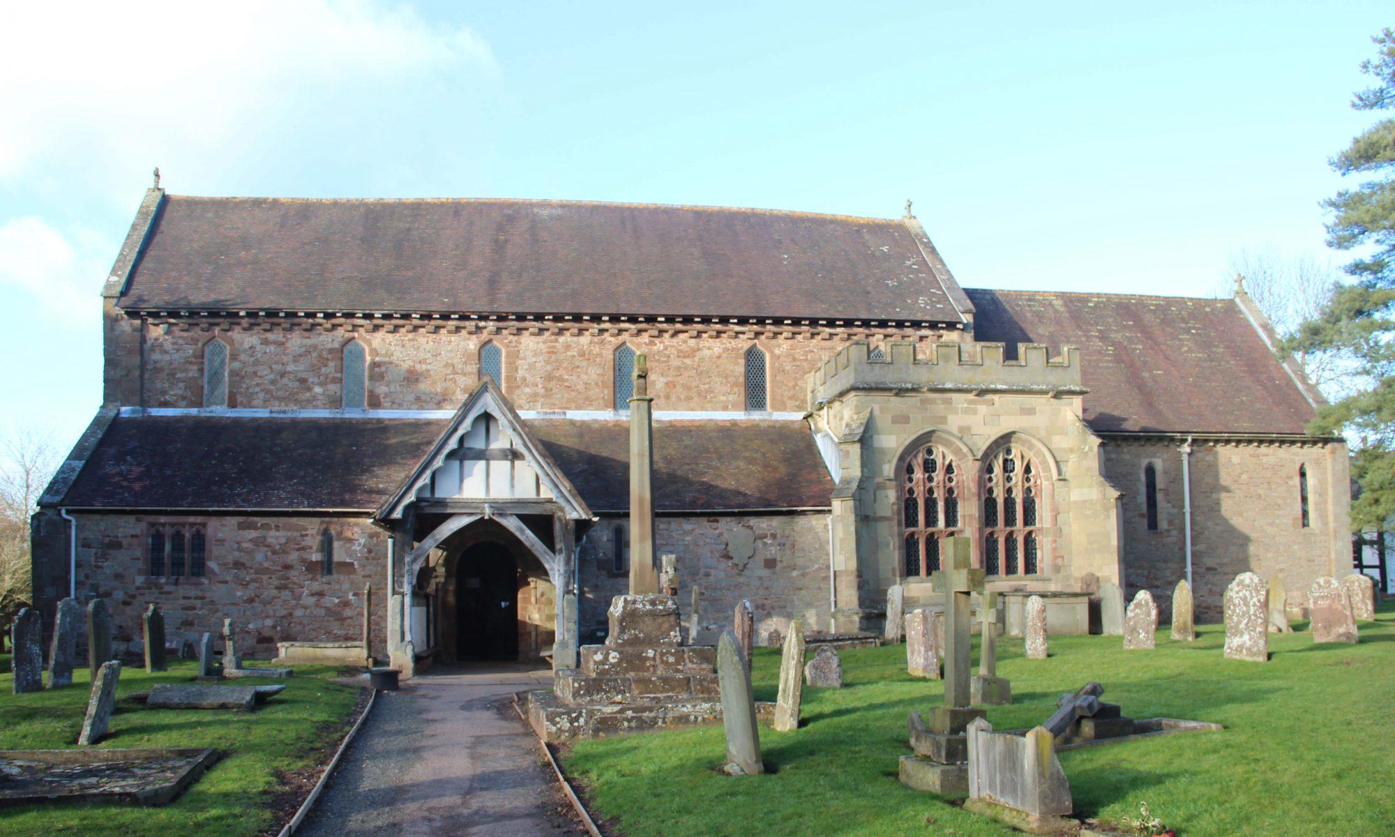 Holy Trinity Bosbury